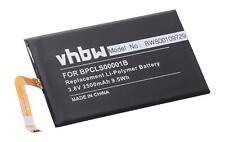 Akku für Blackberry Q20, SQC100-1, SQC100-3 2500mAh 3,8V Li-Polymer