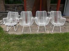 Woodard mid century patio furniture