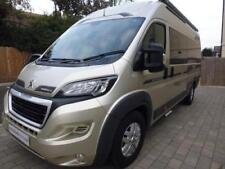 Manual Campervans & Motorhomes with Safety Features Safety Belt Pretensioners 2 Sleeping Capacity