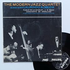 "LP The Modern Jazz Quartet guest star Laurindo Almeida  ""Colaboration - MONO"