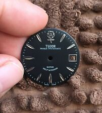 Vintage Tudor Prince Oysterdate Rotor Self-winding big rose black dial