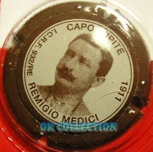 CAPSULA SPUMANTE / PLAQUES / PLACA DE CAVA / Ca De Medici (377)