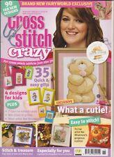 Cross Stitch Crazy - Issue 115 - 2008 - No Free Gift
