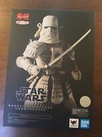 Star Wars Snowtrooper Bandai Realization Figure With Empire Strikes Back Blaster