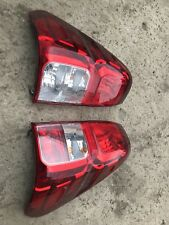 Toyota Hilux Pair Of Rear lights 2016 On N/S And O/S New Take Off Genuine OEM