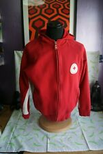 Mens Official Team Canada Olympic Team Zip up Hoodie - Medium - HBC Outfitter