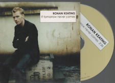 Ronan Keating If Tomorrow Never Come Cd Promo France French Card Sleeve