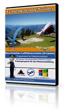 Fragenkatalogtrainer Gleitschirmrschein (A-Lizenz) für Windows