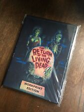 Return Of The Living Dead (1985) - Workprint Edition - DVD