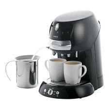 Petra KM 42.17 Schwarz Kaffeepadmaschine