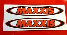 Maxxis Tire Tyres Drift Stickers 140mm Decals Sticker Decal Stickers Maxis