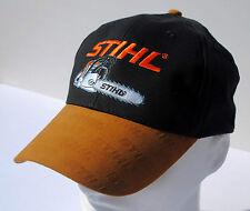 STIHL  black adjustable ball cap / hat