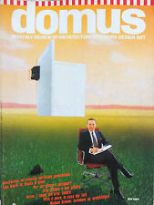 DOMUS. Monthly review of architecture, interior design, art. n°639, 1983 - ST161