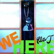 (AH547) Illa J, We Here / R U Listenin?- sealed 2008 CD