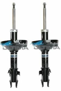 Front Pair Ultima Shock Absorbers fits Subaru Forester SH 2.0L & 2.5L 2007- 2013