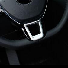 abs Interior Steering Wheel Cover Trim 1pcs  for Volkswagen VW Tiguan  2017-2018