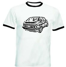 FIAT RITMO ABARTH 130 TC STRADA INSPIRED- NEW COTTON TSHIRT - ALL SIZES IN STOCK