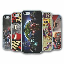 For iPhone 7 8 SE 2020 Silicone Case Cover Marvel Avengers Collection 2