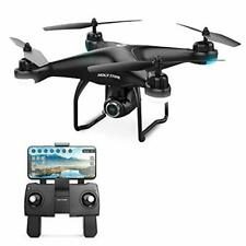 FPV Drone with Camera 1080p HD Live Video RC Quadcotper Helicopter Best Gift New
