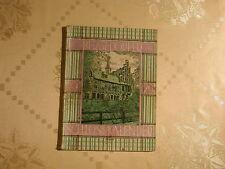 Hamburg-Bergedorf Bergedorfer Schloß-Kalender Illustriertes Familienbuch 1929