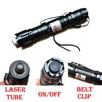 Powerful 5mW 532nm Green Laser Pointer Pen Lazer Beam Light