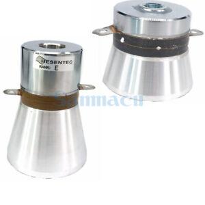 50W 60W 100W 20-40KHZ Ultrasound Transducer Ultrasonic Piezoelectric Cleaner