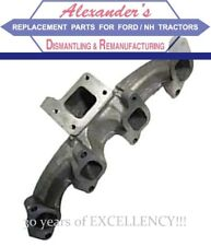 Exhaust Manifold Oem Quality For Ford New Holland Tractors