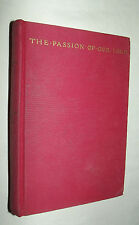 Passion of Our Lord Cardinal De Lai O'Connell Translation 1946 3 Maps Hardcover