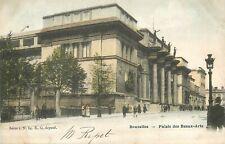 BELGIQUE BRUXELLES palais des beaux arts