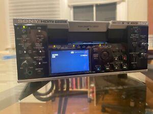 Sony HVR-M25U 1080i HDV DVCAM DV Digital VCR Player Recorder Deck