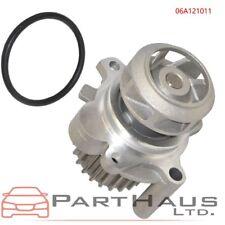 For Audi A4 Quattro VW Beetle Jetta Passat Water Pump Metal Impeller w/ Gasket