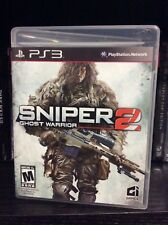Sniper: Ghost Warrior 2 (Sony PlayStation 3, 2013) Complete