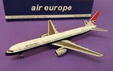 NG Models 1:400 Boeing 757-200 Air Europe G-BIKF, 'Negus' Ref: NG53021