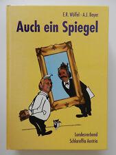 Auch ein Spiegel Wölfel Bayer Landesverband Schlaraffia Austria Ritter Ol Clear