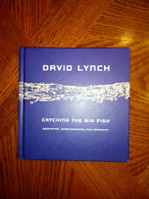 Catching the Big Fish by David Lynch 2006 First Edition Hardcover Nice
