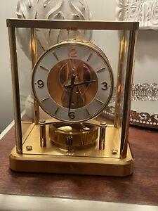 Jaeger LeCoultre Atmos Clock, Model 540, 13 Jewel S/N 626456