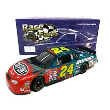 Jeff Gordon No. 24 DuPont 2001 Monte Carlo Color Chrome 1:24 Die Cast Car