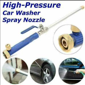 Jet High Pressure Power Autowaschanlage Wassersprühpistole Düsenstab-Aufsatzsatz