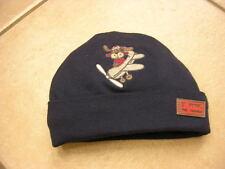 Mütze gefüttert,marine mit Bändchen von Sigikid. NEU!