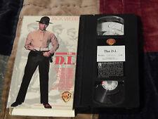 The D.I. + Top Guns + (USMC) Boot Camp (VHS x 3) Jack Webb) Armed Forces LOT
