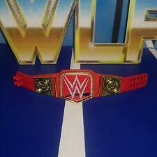 Universal Championship - Mattel Belt for WWE Wrestling Figures