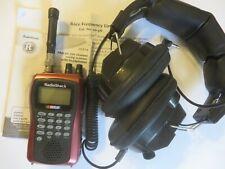 Radio Shack Pro-84 Racing Scanner With Headphone