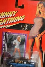 2000 Johnny Lighning VIP Pamela Anderson Valley Irons Jaguar