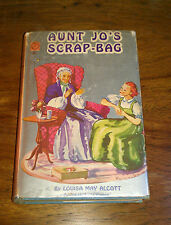 Aunt Jo's Scrap-Bag, Louisa May Alcott, 1921, Authorized Edition
