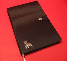 West Highland Terrier A5 Black Note Book Dog Journal Vet Westie Christmas Gift