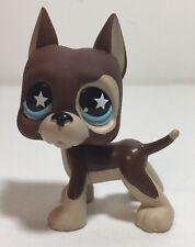 #817 Littlest Pet Shop Great Dane Star Eyes