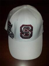 North Carolina State Univeristy Wildcats Molten White One Fit Hat