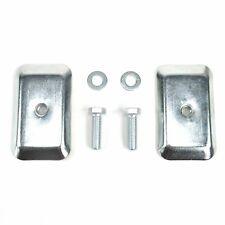 Universal Seat Belt Bracket A-Pillar Anchor Plate Lap Harness Mount GM Hot Rod