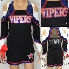 Cheerleading Uniform Vipers Adult Med