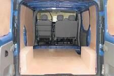 KIT DE PROTECTION BOIS - RENAULT Trafic 3 - L1H1H2 porte lat